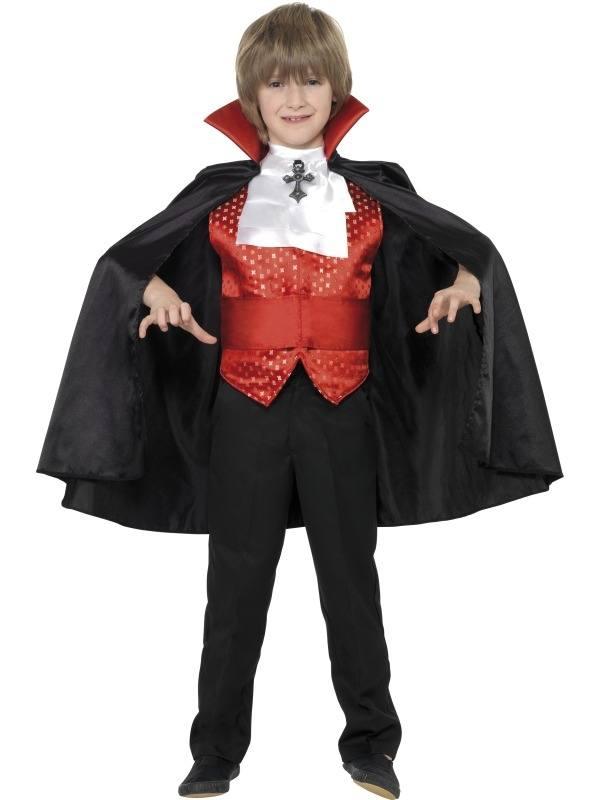 Dracula Kostuum Kinder