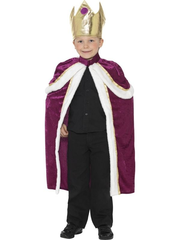 Koning Kinder Kostuum