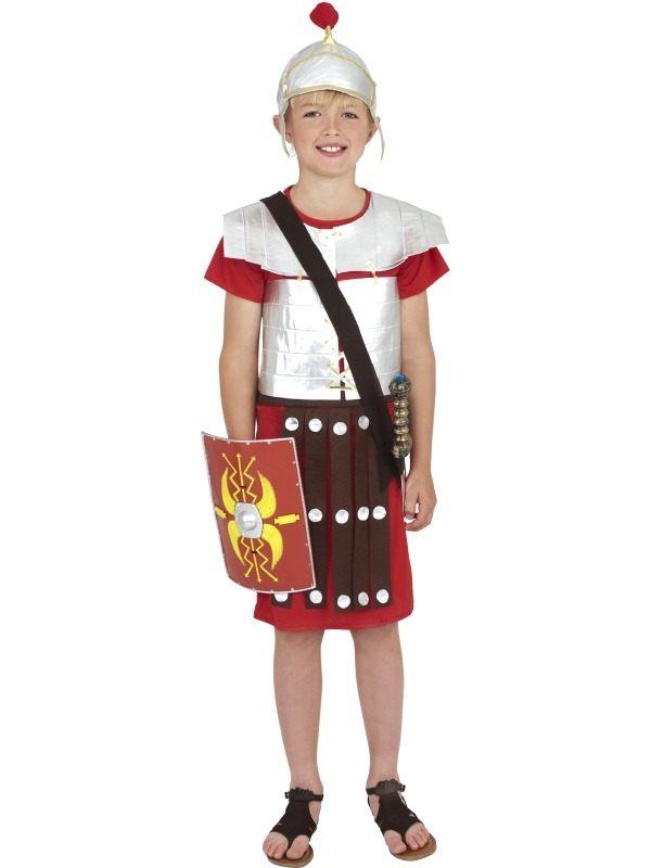 Romeinse Soldaat Jongens Verkleedkleding