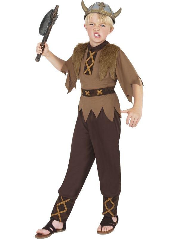 Viking Jongens Verkleedkleding