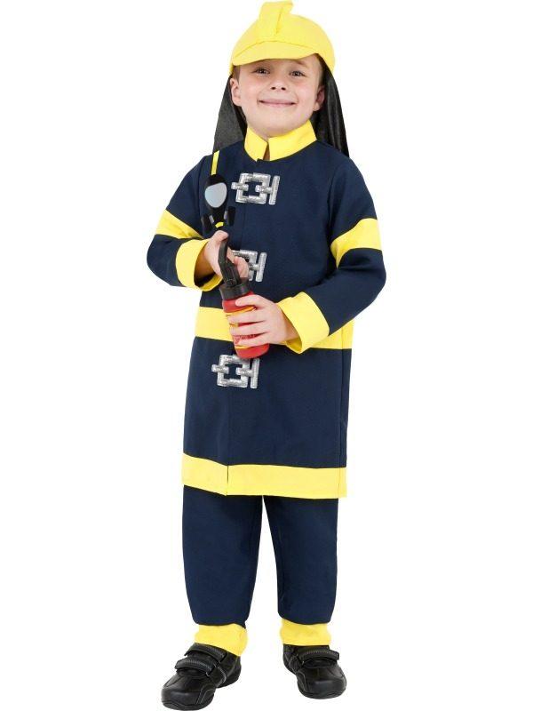 Brandweer Jongens Verkleedkleding