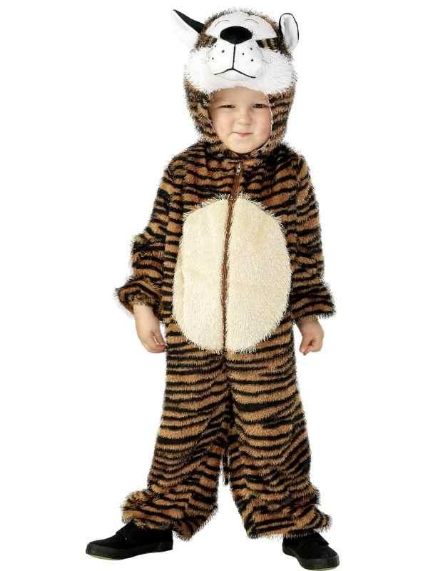 Tijger Kinder kostuum