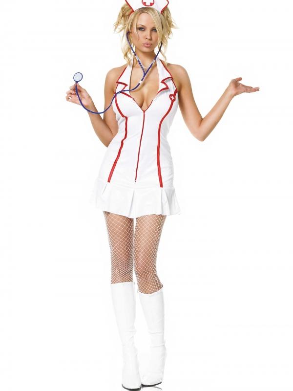 Head Nurse Kostuum