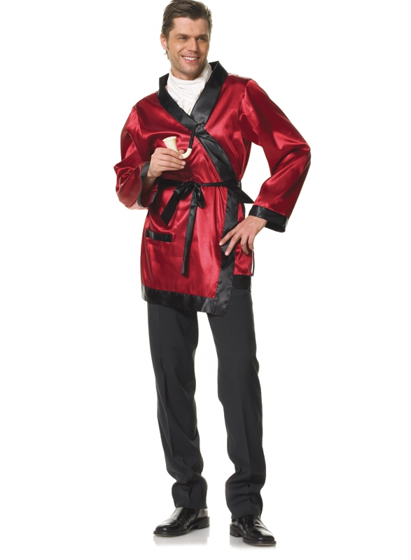 Bachelor Glimmende Kamerjas Kostuum