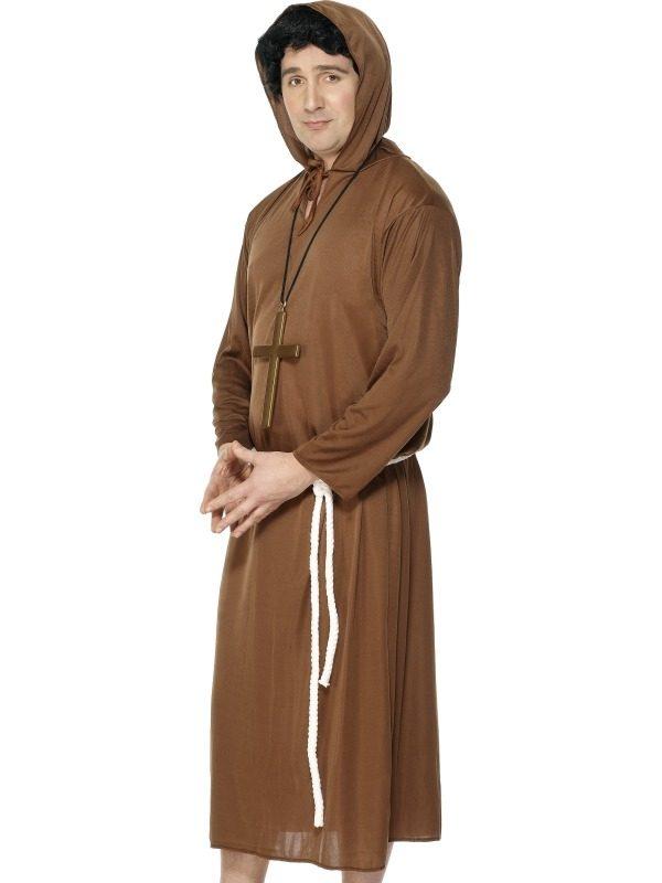 Monnik Heren Verkleedkleding