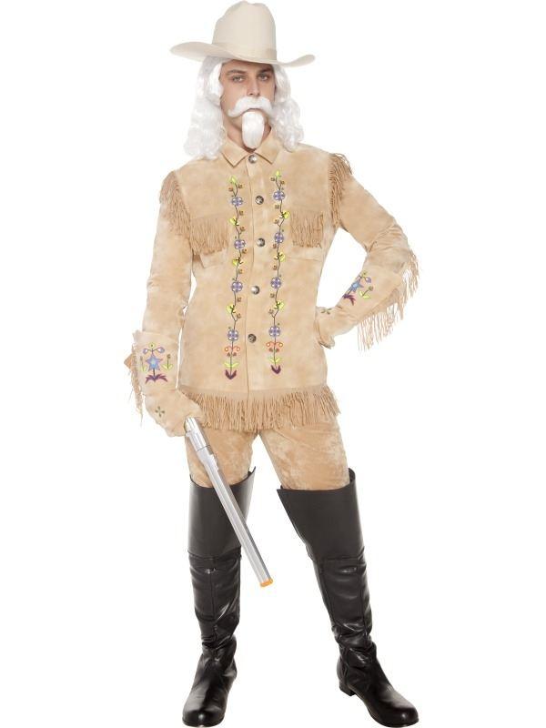 Western Buffalo Bill Heren Verkleedkleding