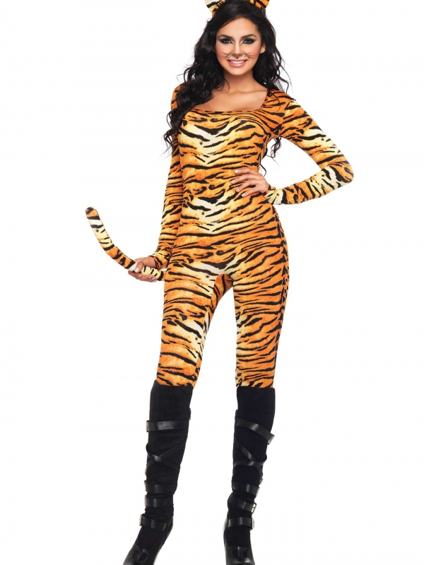 Wild Tigress Kostuum