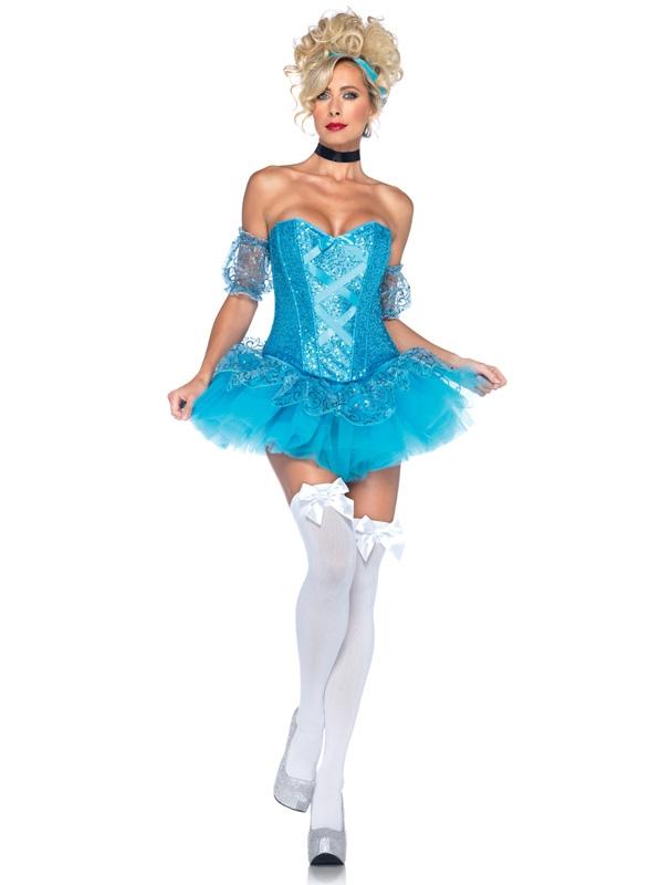 Cinderella Kostuum