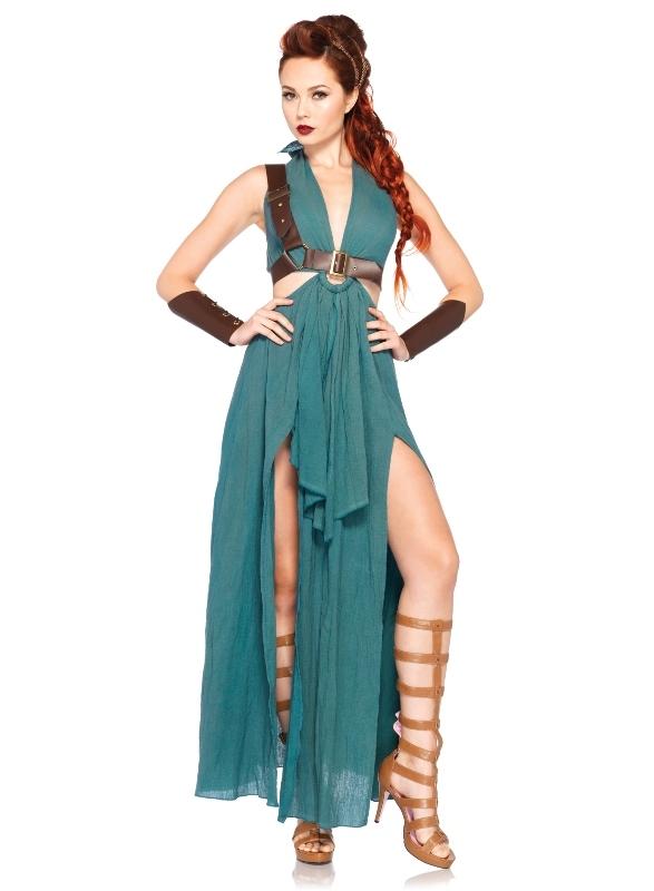 Warrior Maiden Kostuum