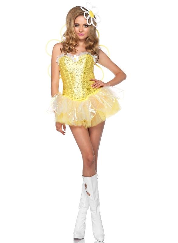 Daisy Doll Kostuum