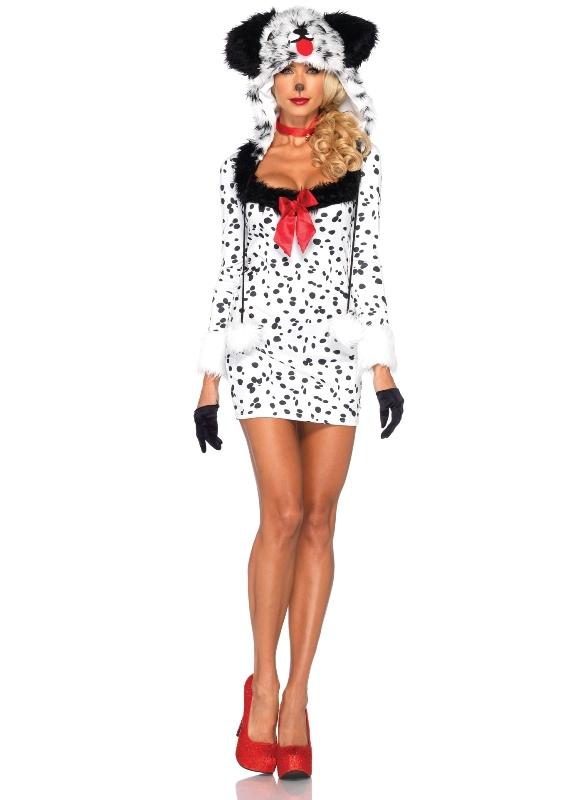 Dotty Dalmatian Kostuum