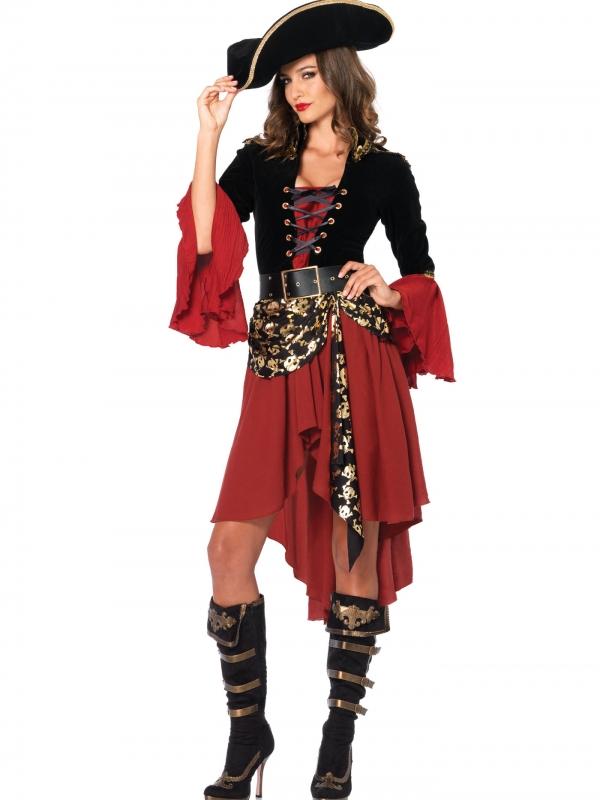 Cruel Seas Captain Kostuum