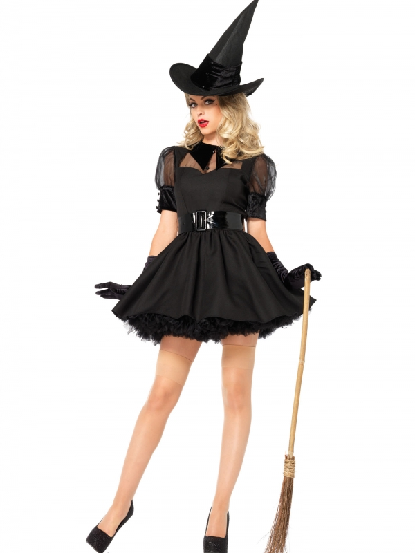 Bewitching Witch Kostuum