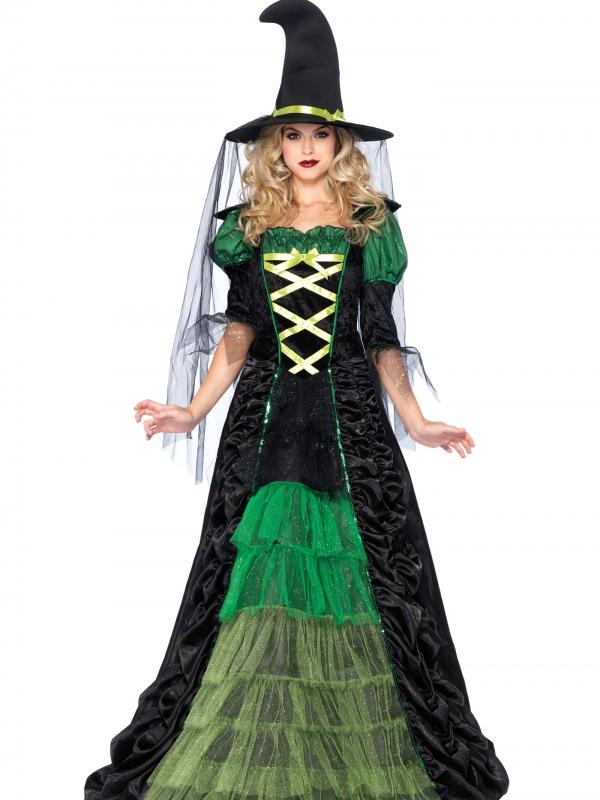 Storybook Witch Kostuum