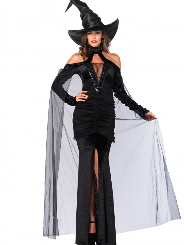 Sultry Sorceress Kostuum