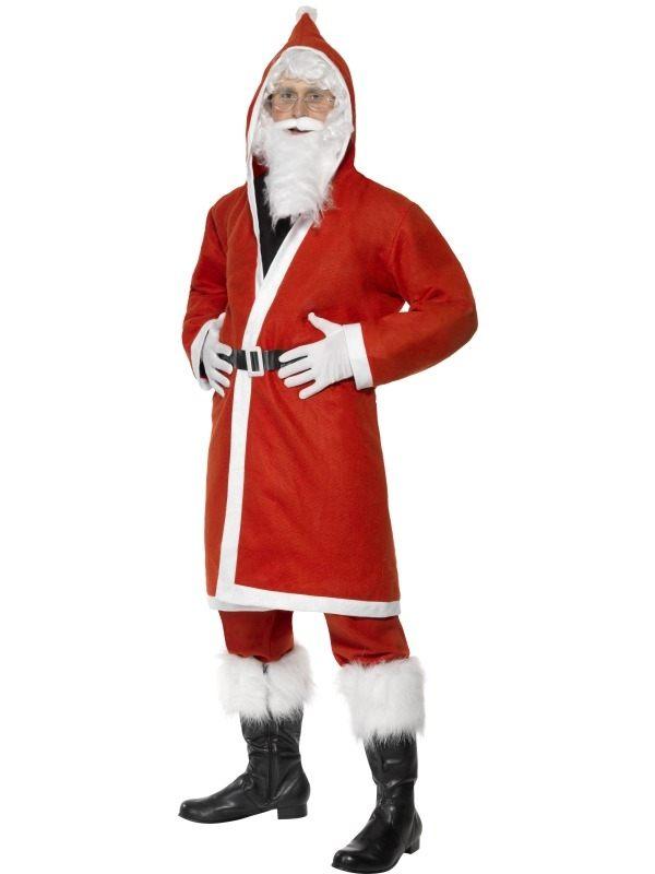 Kerstman Kostuum 3-delig