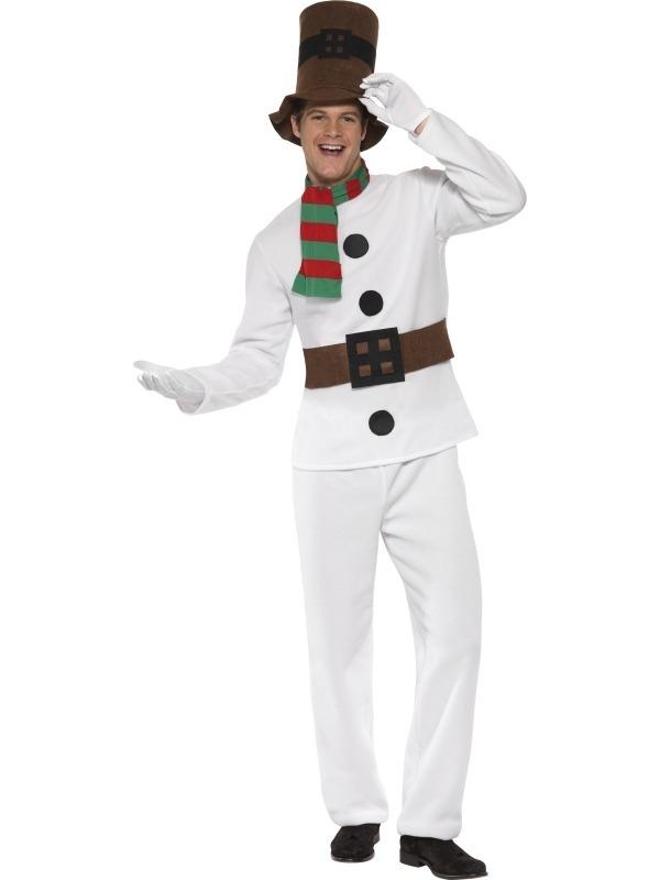 Mr Snowman Kostuum