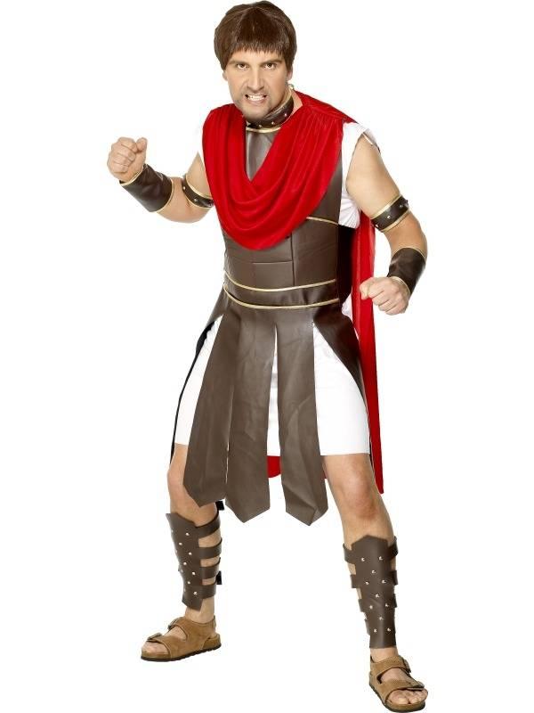 Centurion Romeinse Soldaat Heren Kostuum