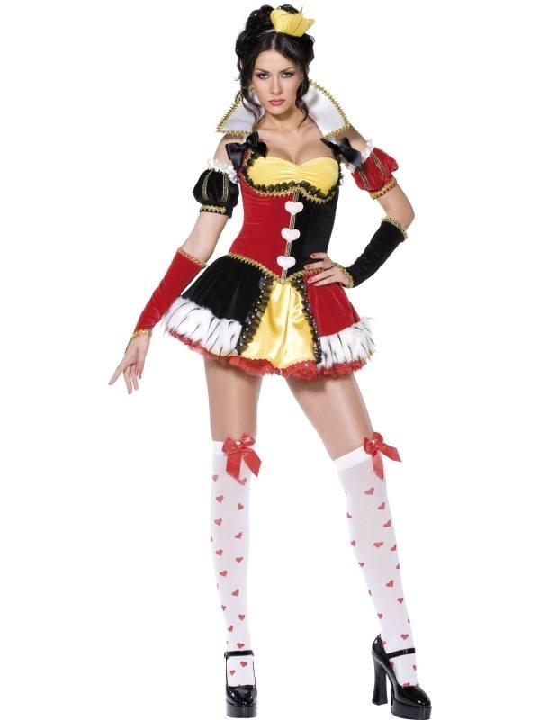 Fever Boutique Hartenkoningin Kostuum