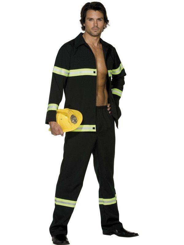 Fever Brandweerman Verkleedkleding