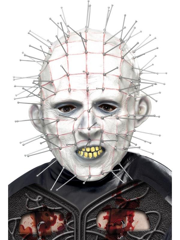 Pinhead Hellraiser Horror Gezichtsmasker
