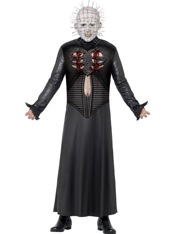 Pinhead Hellraiser Horror Halloween Kostuum