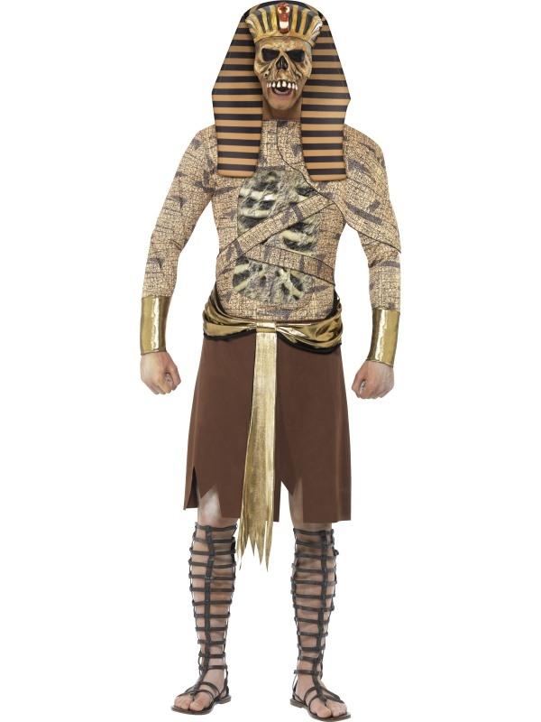 Zombie Farao Kostuum