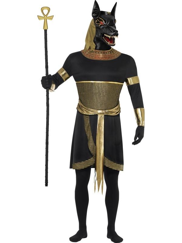 Anubis the Jackal Jakhals Kostuum