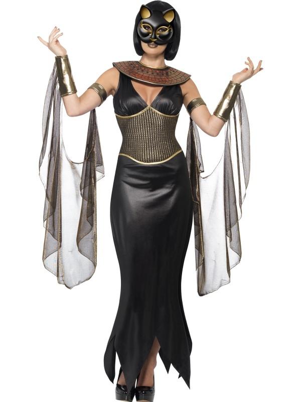 Goddess Bastet Katten Verkleedkleding