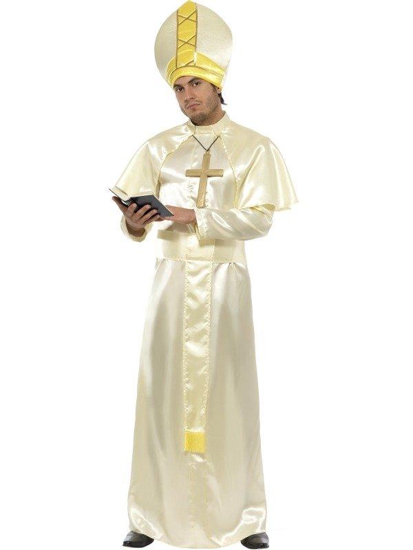 Paus Heren Verkleedkleding