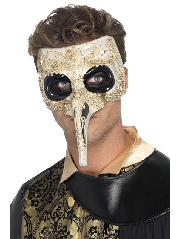 Venetian Plague Doctor Masker
