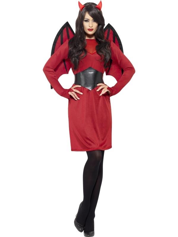 Economy Devil Halloween Kostuum