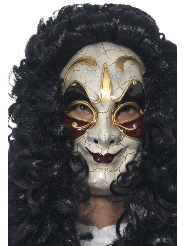 Venetian Highwayman Masker