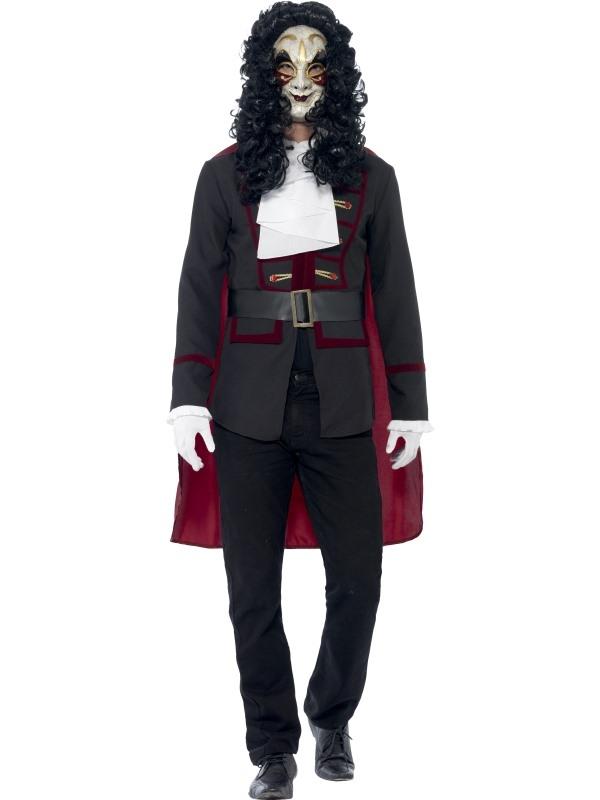 Venetian Highwayman Halloween Kostuum