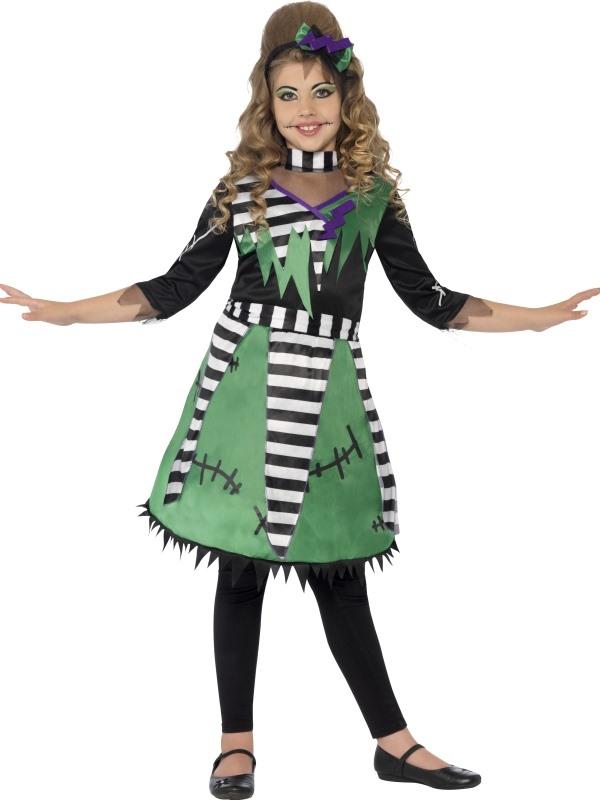 Frankie Girl Halloween Kostuum