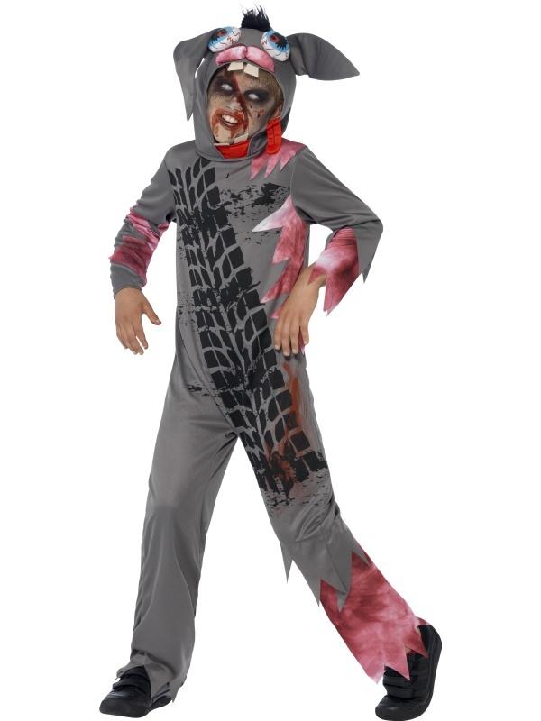 Deluxe Roadkill Pet Halloween Kostuum