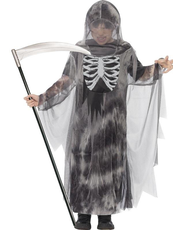 Ghostly Ghoul Halloween Kostuum