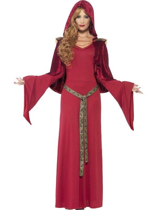 High Priestess Halloween Kostuum