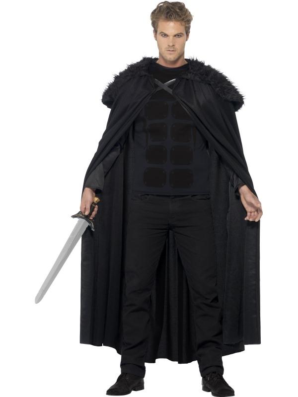 Dark Barbarian Halloween Kostuum