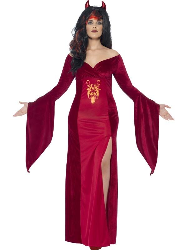 Curves Devil Halloween Kostuum