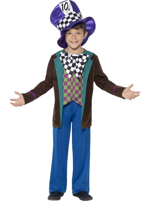 Deluxe Hatter Kostuum