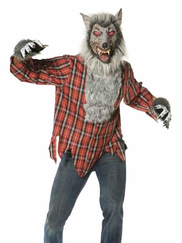 Weerwolf Heren Verkleedkleding