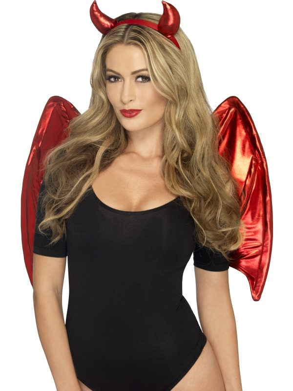 Fever Halloween Devil Kit