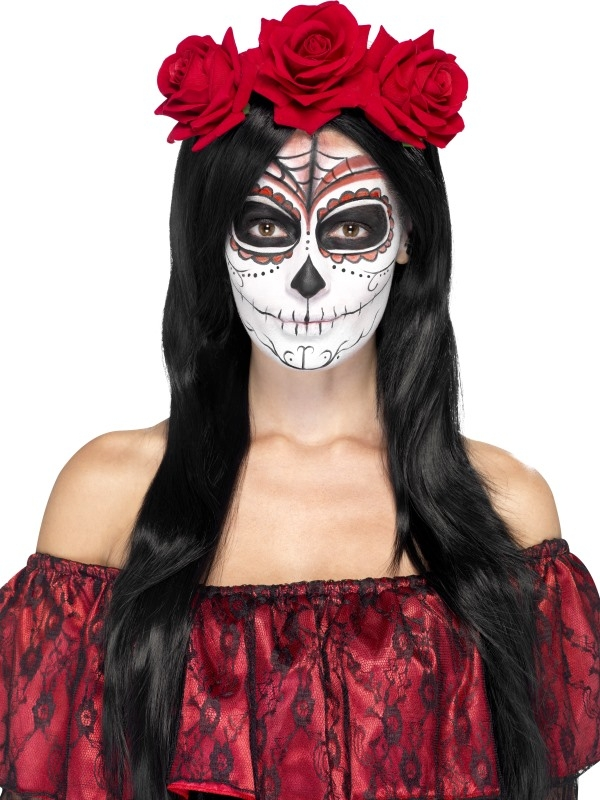 Day of the Dead Rozen Diadeem