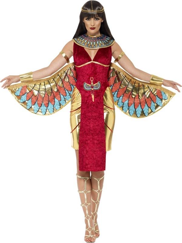 Goddess Isis Kostuum