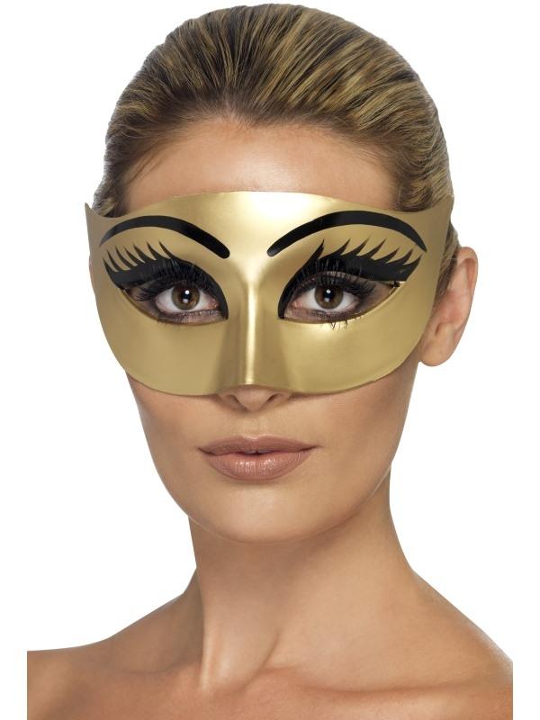 Evil Cleopatra Oogmasker