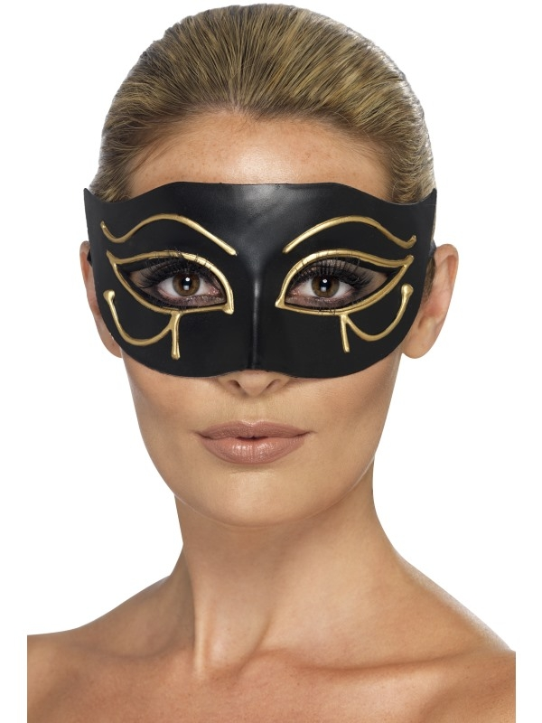 Egyptian Eye of Horus Oogmasker