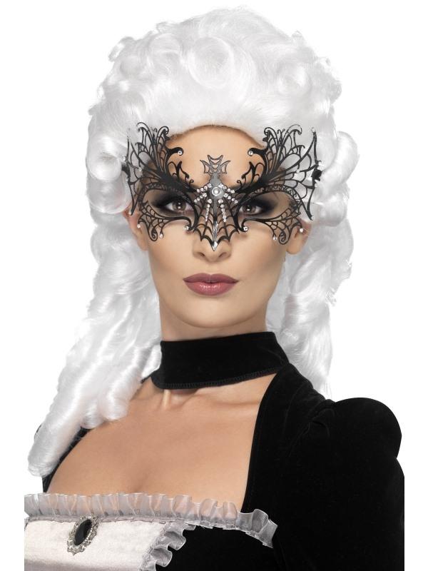 Black Widow Barones Oogmasker