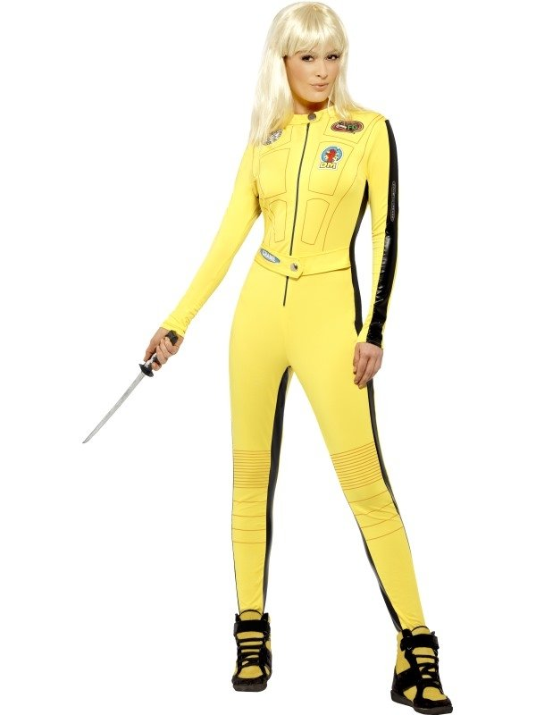Kill Bill Kostuum