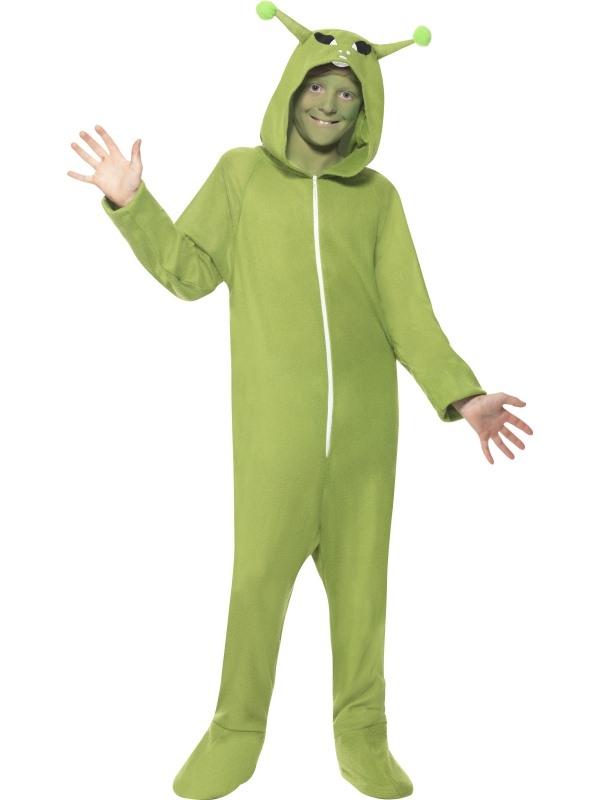 Alien Halloween Kostuum